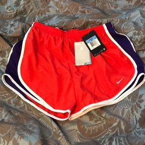 Nike dry-fit running shorts. Women's. New w/ tags